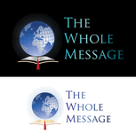 The Whole Message Logo - Entry #19