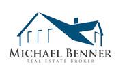 Michael Benner, Real Estate Broker Logo - Entry #69