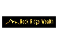 Rock Ridge Wealth Logo - Entry #158
