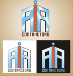 AIA CONTRACTORS Logo - Entry #55