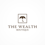 the wealth boutique Logo - Entry #86
