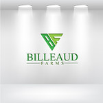 Billeaud Farms Logo - Entry #54