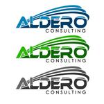 Aldero Consulting Logo - Entry #94