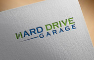 Hard drive garage Logo - Entry #204