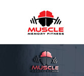 Muscle Memory fitness Logo - Entry #64