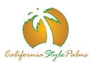 California Style Palms Logo - Entry #7