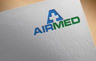 Airmed Logo - Entry #148