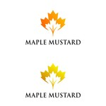 Maple Mustard Logo - Entry #65