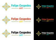 Felipe Cespedes Art Logo - Entry #18