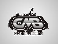 Clay Melton Band Logo - Entry #129
