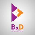 B&D Entertainment Logo - Entry #7
