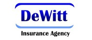 """DeWitt Insurance Agency"" or just ""DeWitt"" Logo - Entry #253"