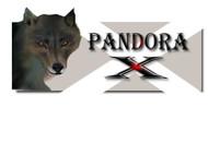 Pandora X Logo - Entry #77