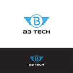 B3 Tech Logo - Entry #116