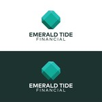 Emerald Tide Financial Logo - Entry #232