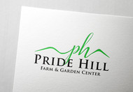 Pride Hill Farm & Garden Center Logo - Entry #67