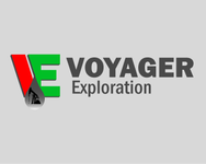 Voyager Exploration Logo - Entry #2