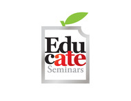 EducATE Seminars Logo - Entry #102
