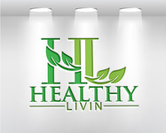 Healthy Livin Logo - Entry #447
