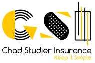 Chad Studier Insurance Logo - Entry #287
