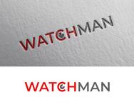 Watchman Surveillance Logo - Entry #79
