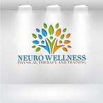 Neuro Wellness Logo - Entry #777
