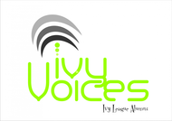 Logo for Ivy Voices - Entry #26