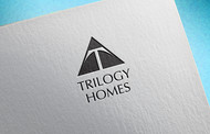 TRILOGY HOMES Logo - Entry #62