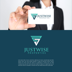 Justwise Properties Logo - Entry #56