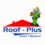 Roof Plus Logo - Entry #251