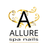 Allure Spa Nails Logo - Entry #110