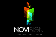 NoviSign Logo - Entry #102