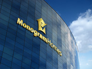 Monogram Homes Logo - Entry #22