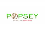 gluten free popsey  Logo - Entry #133