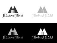 Medieval Metal Logo - Entry #74