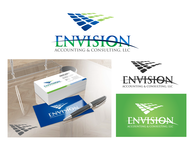 Envision Accounting & Consulting, LLC Logo - Entry #68