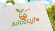 JuiceLyfe Logo - Entry #161