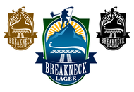 Breakneck Lager Logo - Entry #33