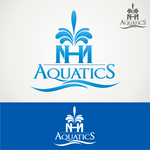 MH Aquatics Logo - Entry #141