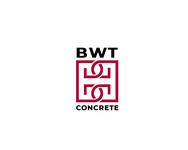 BWT Concrete Logo - Entry #106