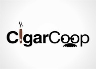 Cigar Coop Logo - Entry #8