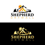 Shepherd Drywall Logo - Entry #21