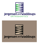 Jergensen and Waddoups Orthodontics Logo - Entry #77
