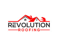 Revolution Roofing Logo - Entry #476