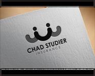 Chad Studier Insurance Logo - Entry #62