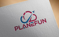 PlaneFun Logo - Entry #77