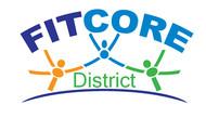 FitCore District Logo - Entry #52