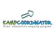 KAMPcoordinator : Kids' Adventure Mapping Program   Logo - Entry #29