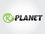 R Planet Logo design - Entry #72