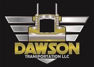 Dawson Transportation LLC. Logo - Entry #203